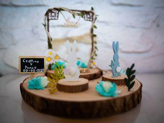 La boda de Yeray y Cristina 2