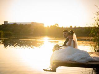 La boda de Yeray y Cristina