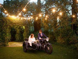 La boda de Paula y Adrian