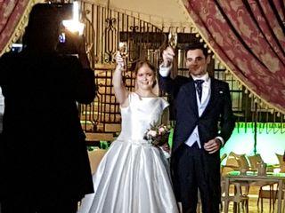 La boda de Esmeralda y Miguel