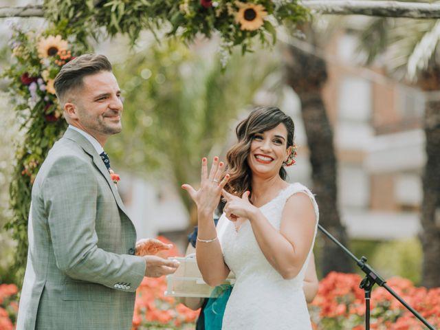 La boda de Manu y Mari en Elx/elche, Alicante 1