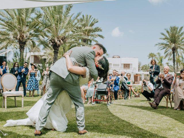 La boda de Manu y Mari en Elx/elche, Alicante 5