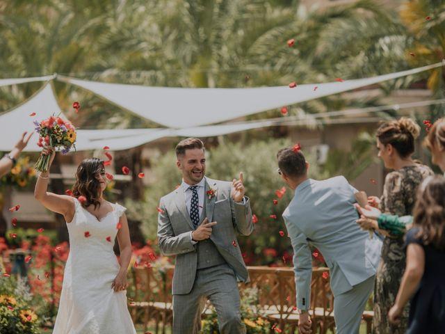 La boda de Manu y Mari en Elx/elche, Alicante 6