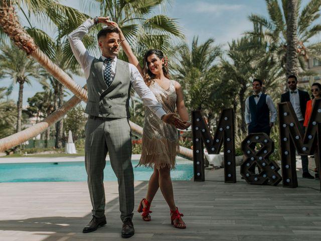La boda de Manu y Mari en Elx/elche, Alicante 10