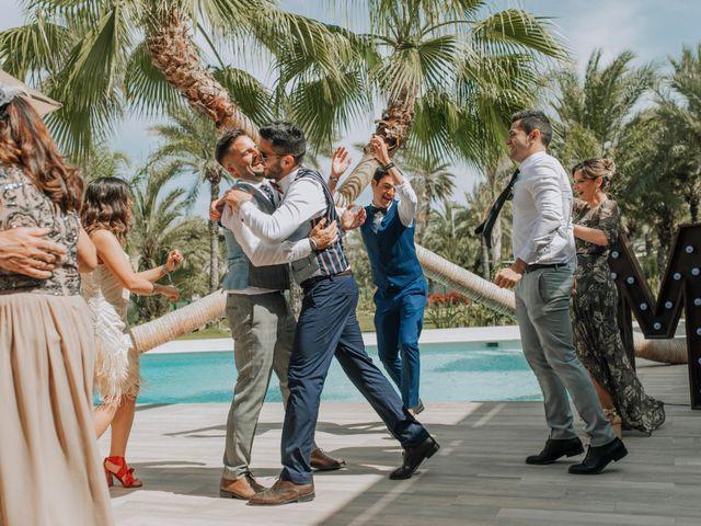 La boda de Manu y Mari en Elx/elche, Alicante 11
