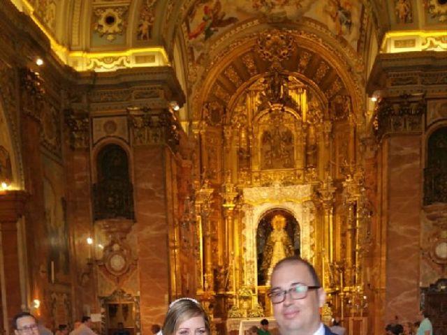 La boda de Domingo y Esperanza en Sevilla, Sevilla 2