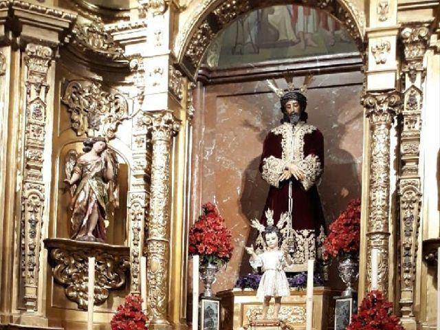 La boda de Domingo y Esperanza en Sevilla, Sevilla 3