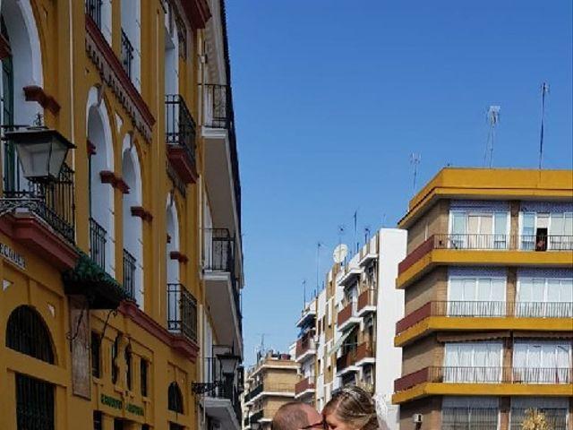 La boda de Domingo y Esperanza en Sevilla, Sevilla 5