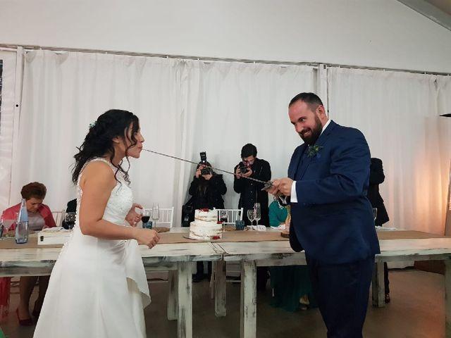 La boda de Nacho y Cris