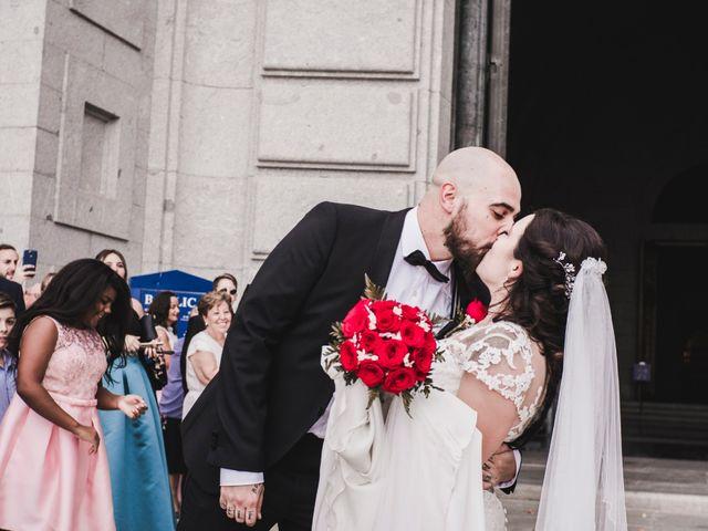 La boda de Luis y Laura en San Lorenzo De El Escorial, Madrid 2