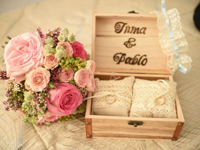 La boda de Pablo y Inma en Santa Fe, Zaragoza 1