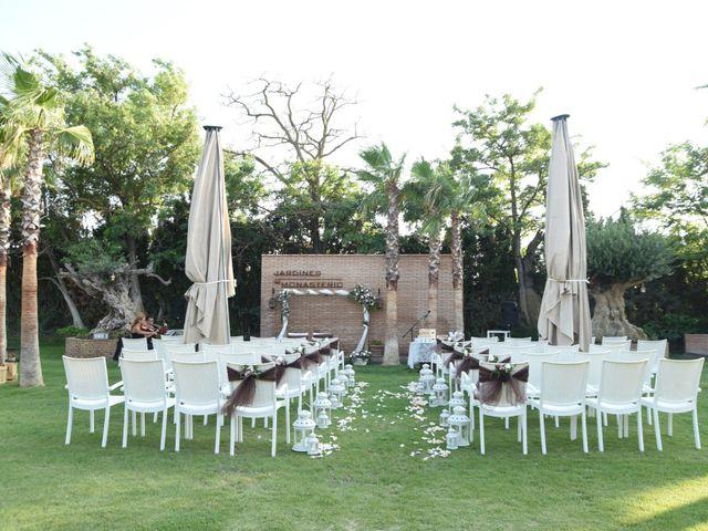 La boda de Pablo y Inma en Santa Fe, Zaragoza 5