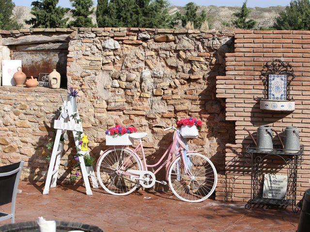La boda de Pablo y Inma en Santa Fe, Zaragoza 8