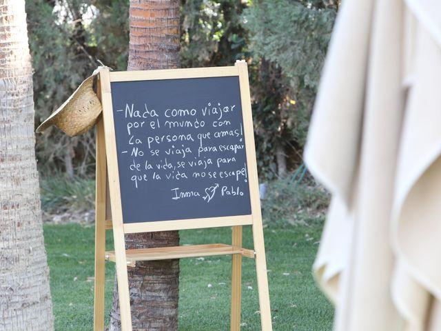 La boda de Pablo y Inma en Santa Fe, Zaragoza 9