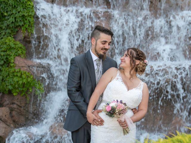 La boda de Neus y Fermín