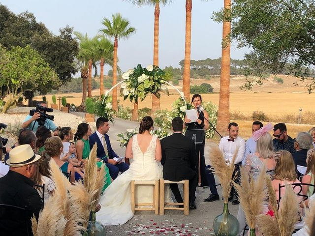 La boda de Rafa y Apel en Porreres, Islas Baleares 5