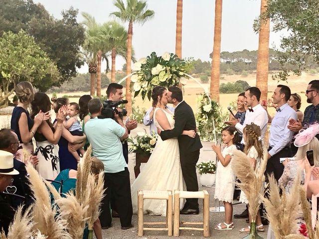 La boda de Apel y Rafa
