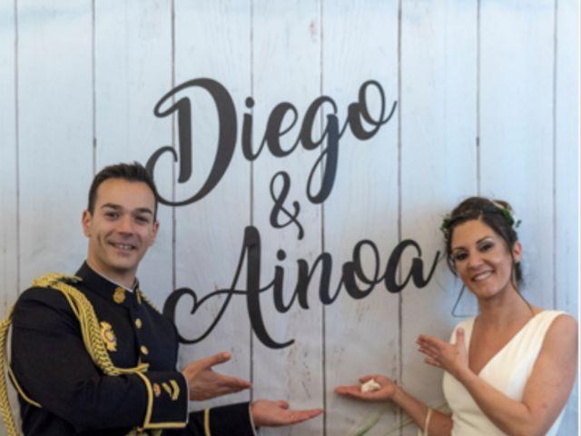La boda de Diego  y Ainoa en Valencia, Valencia 3