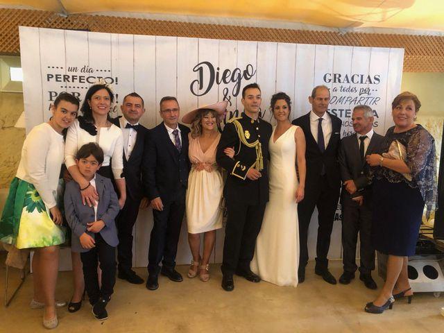 La boda de Diego  y Ainoa en Valencia, Valencia 9