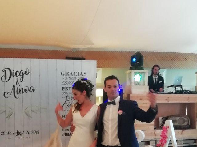 La boda de Diego  y Ainoa en Valencia, Valencia 10