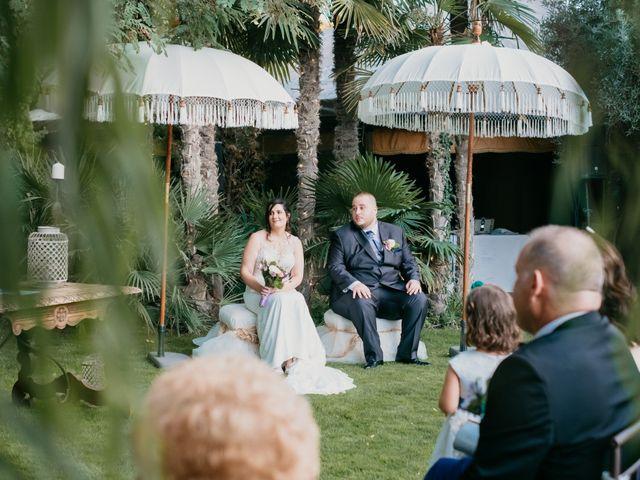La boda de David y Miriam en Chinchon, Madrid 5