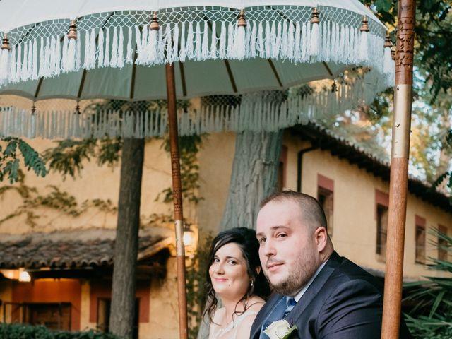 La boda de David y Miriam en Chinchon, Madrid 6