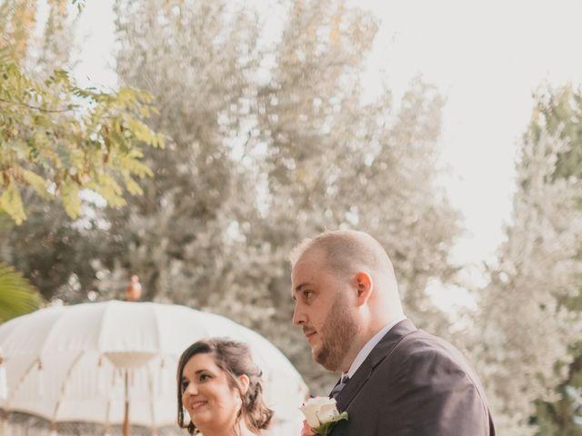 La boda de David y Miriam en Chinchon, Madrid 8