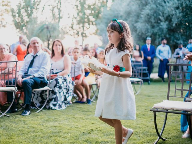 La boda de David y Miriam en Chinchon, Madrid 9