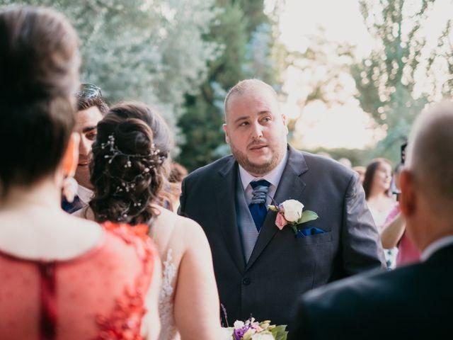 La boda de David y Miriam en Chinchon, Madrid 10
