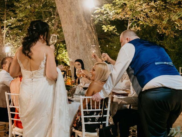 La boda de David y Miriam en Chinchon, Madrid 15
