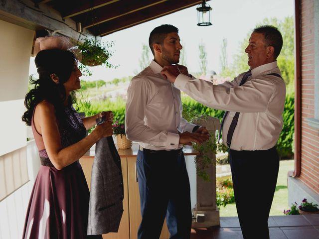 La boda de Adrian y Noelia en Laguna De Duero, Valladolid 8