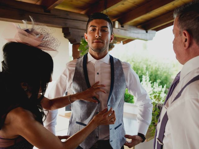 La boda de Adrian y Noelia en Laguna De Duero, Valladolid 9