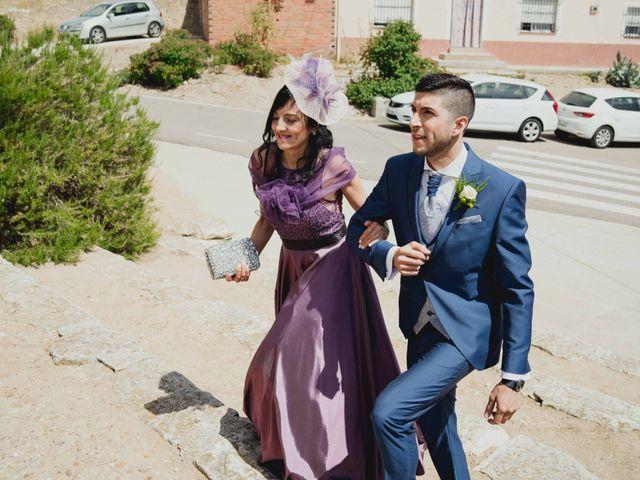 La boda de Adrian y Noelia en Laguna De Duero, Valladolid 33