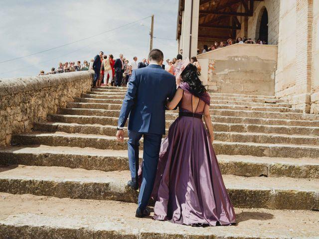 La boda de Adrian y Noelia en Laguna De Duero, Valladolid 34