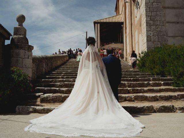 La boda de Adrian y Noelia en Laguna De Duero, Valladolid 36