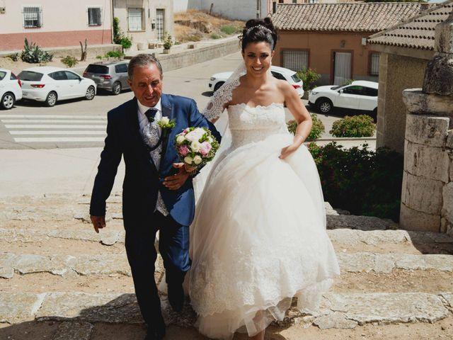 La boda de Adrian y Noelia en Laguna De Duero, Valladolid 37