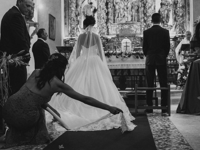 La boda de Adrian y Noelia en Laguna De Duero, Valladolid 45