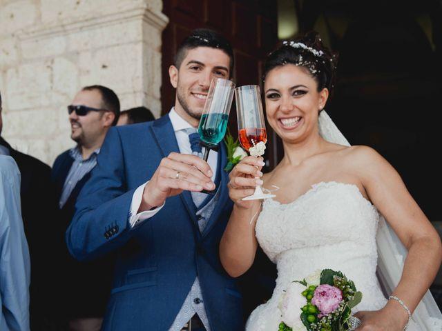La boda de Adrian y Noelia en Laguna De Duero, Valladolid 55