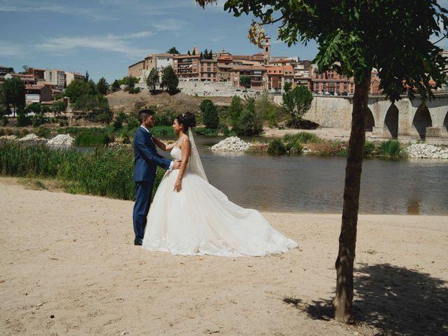 La boda de Adrian y Noelia en Laguna De Duero, Valladolid 62