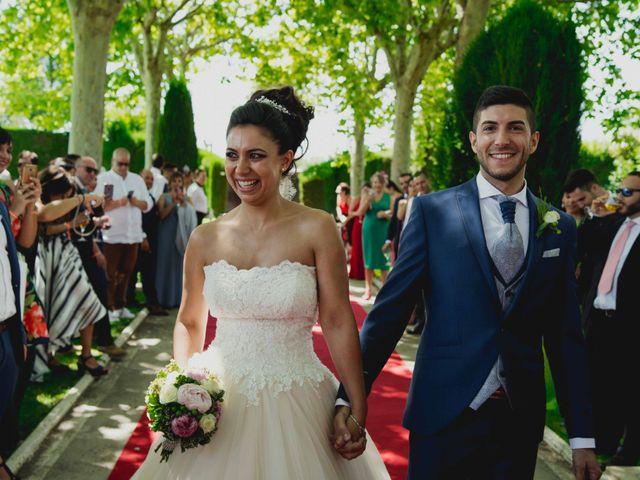 La boda de Adrian y Noelia en Laguna De Duero, Valladolid 65