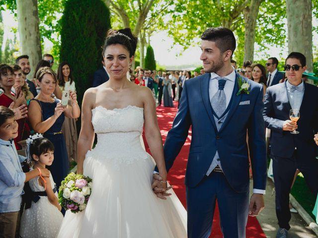 La boda de Adrian y Noelia en Laguna De Duero, Valladolid 66