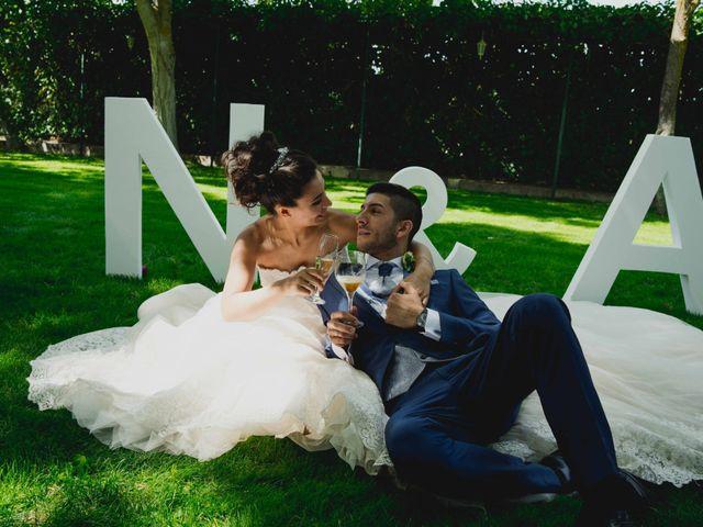 La boda de Adrian y Noelia en Laguna De Duero, Valladolid 70