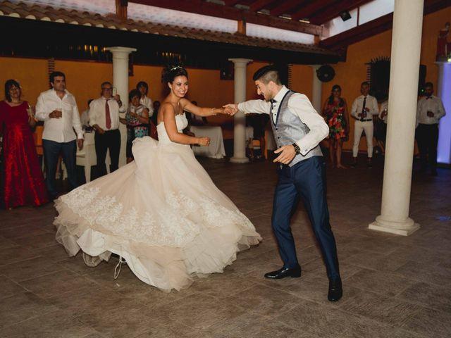 La boda de Adrian y Noelia en Laguna De Duero, Valladolid 91
