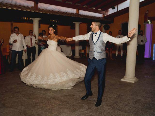 La boda de Adrian y Noelia en Laguna De Duero, Valladolid 92