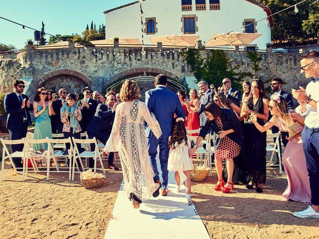 La boda de Eduard y Sandra en Arenys De Munt, Barcelona 20
