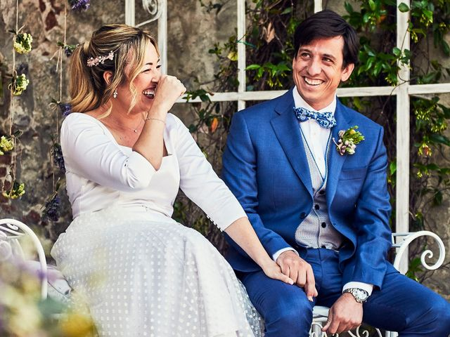 La boda de Eduard y Sandra en Arenys De Munt, Barcelona 24