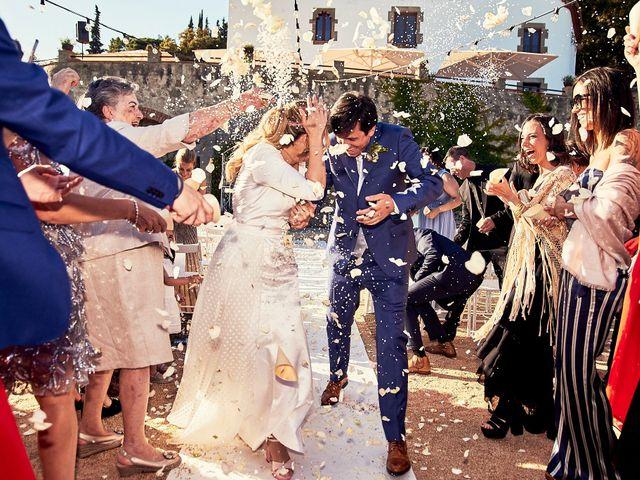 La boda de Eduard y Sandra en Arenys De Munt, Barcelona 30