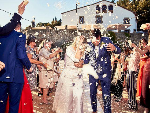 La boda de Eduard y Sandra en Arenys De Munt, Barcelona 31