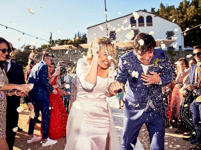 La boda de Eduard y Sandra en Arenys De Munt, Barcelona 32