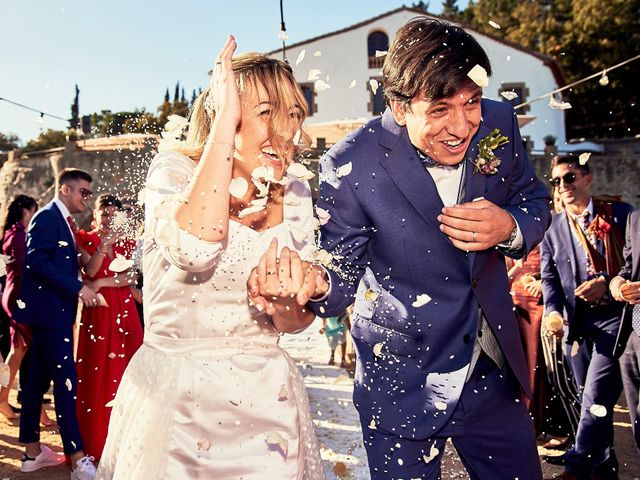 La boda de Eduard y Sandra en Arenys De Munt, Barcelona 1